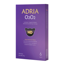 Adria O2O2 (6 шт.)