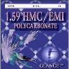 Линзы полимер Glance 1.59 POLYCARBONATE HMC/EMI